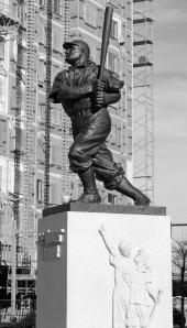 batter statue